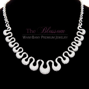 Micro Karim Amazon Necklace[The Blossom]