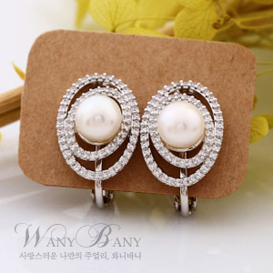 Luce Pearl Earrings ■ The Blossom ■