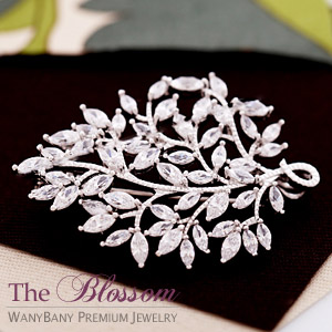 Spring Tree Brooch [브로치] ■ The Blossom ■
