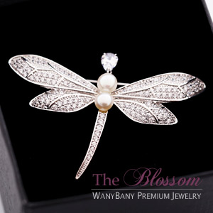 Dragonfly Brooch [브로치] ■ The Blossom ■