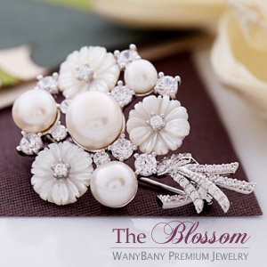 Blooming Bouquet Brooch [브로치] ■ The Blossom ■